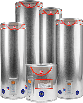 Rheem NZ Made Hot Water Cylinders