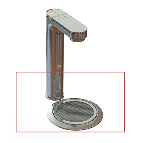 Azure™ Split Sink Free & Extension Kit Image