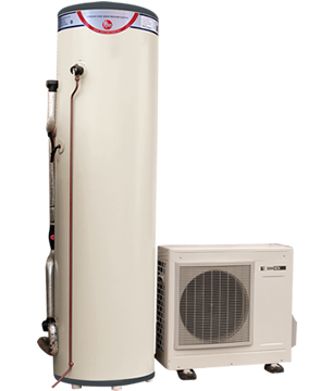 EcoPlus Hot Water Heat Pump System