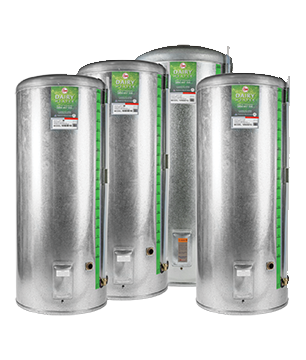 Electric Dairy Water Heaters