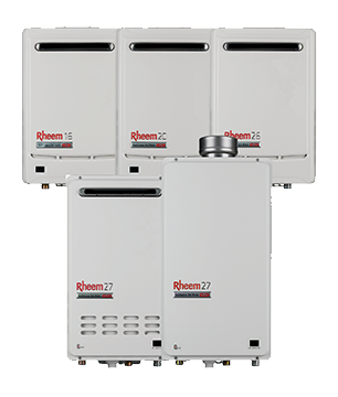 Gas Continuous Flow Water Heaters